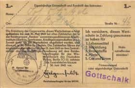 WHW-37 Winterhilfswerk 1 Reichsmark 1942/43 (1)