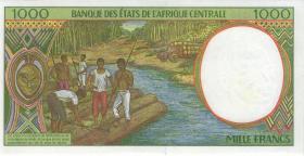 Zentral-Afrikanische-Staaten / Central African States P.102Cg 1000 Francs 2000 (1)