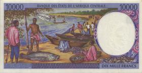 Zentral-Afrikanische-Staaten / Central African States P.105Ca 5000 Francs 1994 (1)