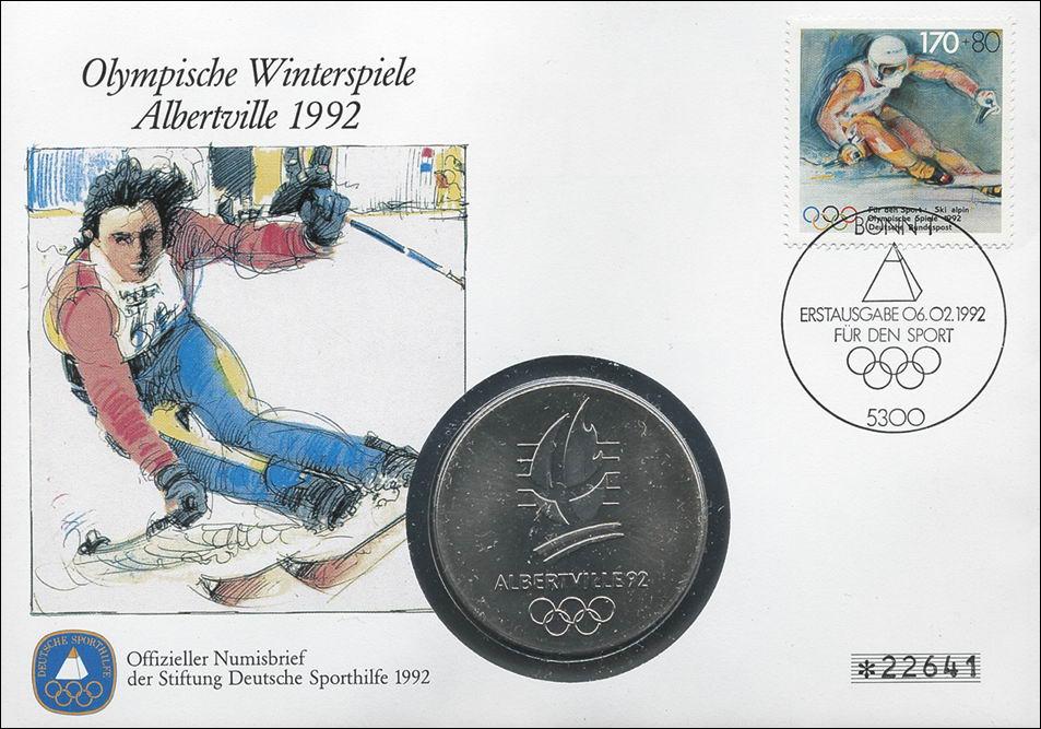 Olympische Winterspiele 1992