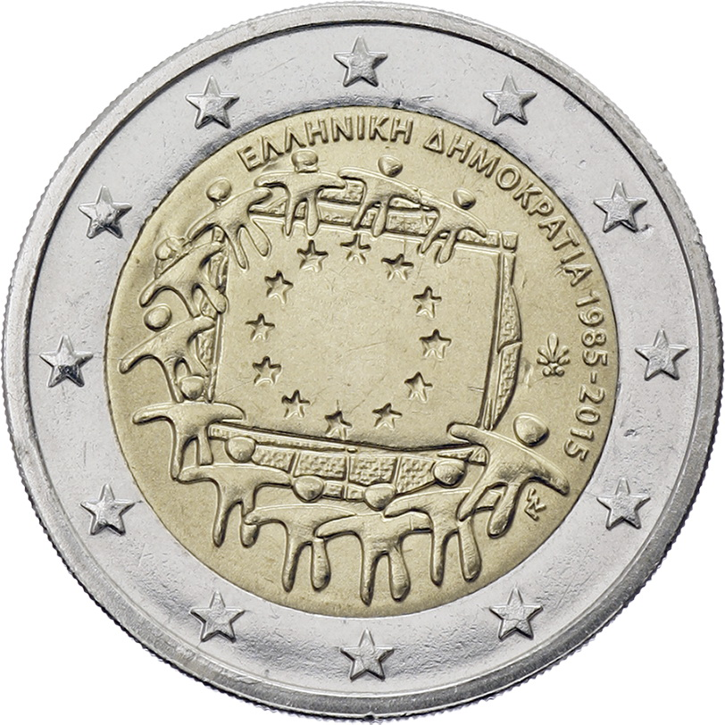 Euro Flagge