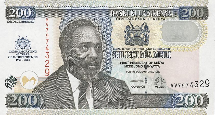 Kenia Unabhängigkeit