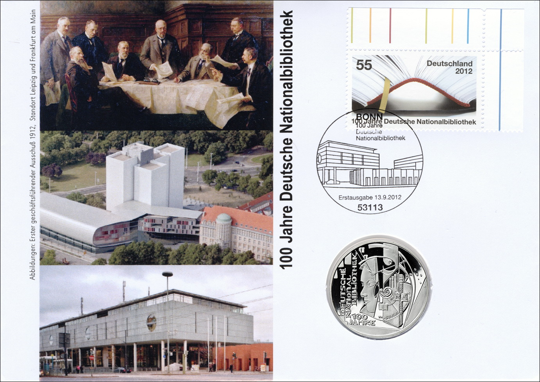 L 8789 100 Jahre Nationalbibliothek Pp